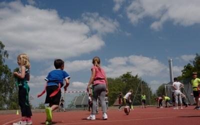 Sportmorgen der Primarschule Regensberg