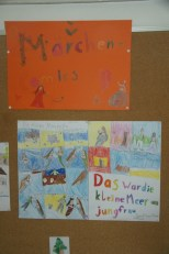 Märchencomics Klasse 2a