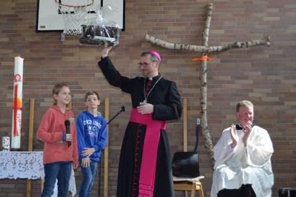 Gastgeschenk für den Erzbischof3