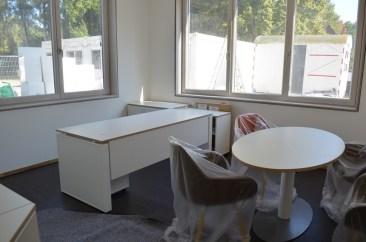 Neue Möbel für die Verwaltung