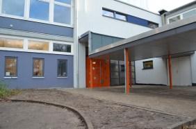 Ausgang zum Schulhof