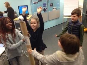 Besuch im DLR- School- Lab4