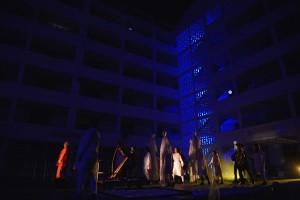 Ensemble Vide - Apparition - ARCOOP Building