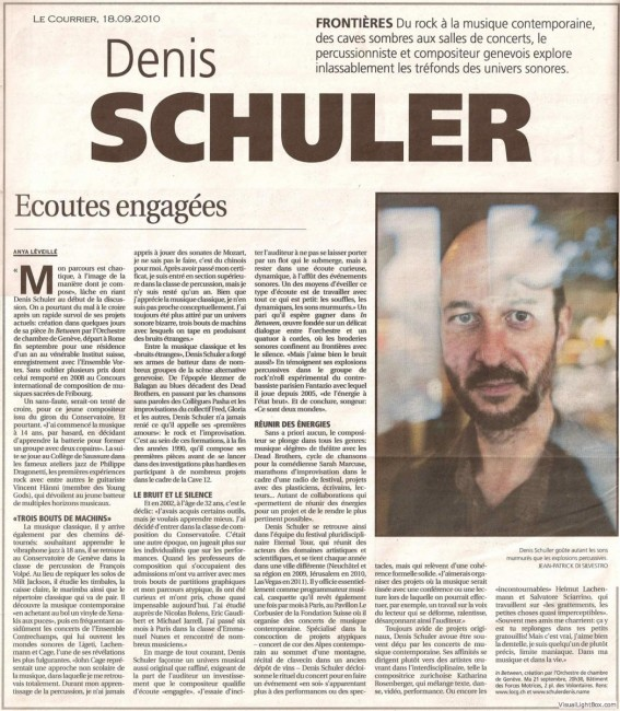 denis.schuler lecourrier