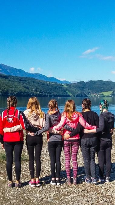 Sportschule TomCat Schulsportwoche Kärnten Millstatt