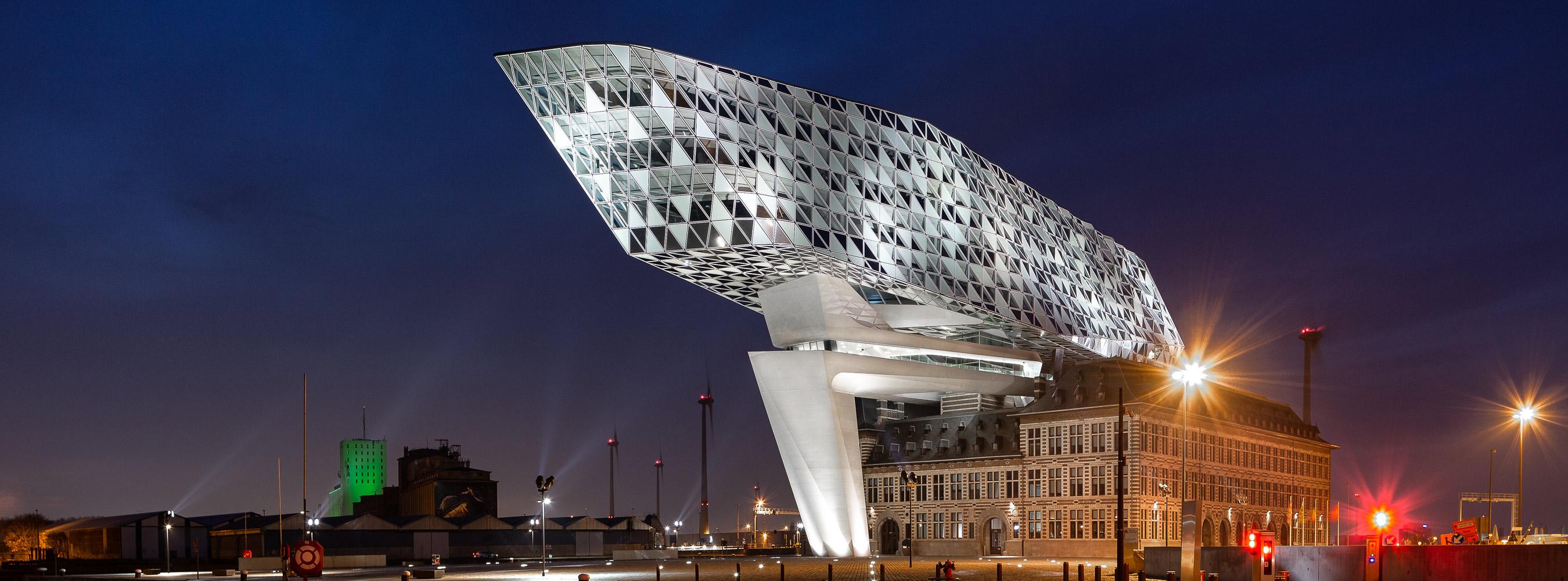 Antwerpen Port House