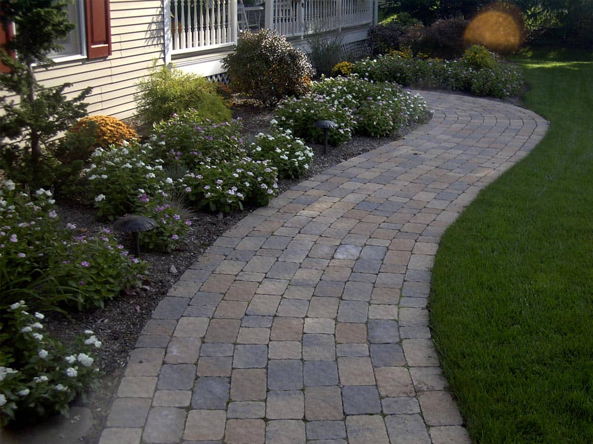 Patios & Walkways - Schultz's Landscaping on Landscaping And Patios  id=91045