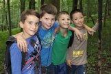 Klassenfahrt 4b und 4c nach Obereimer 2015