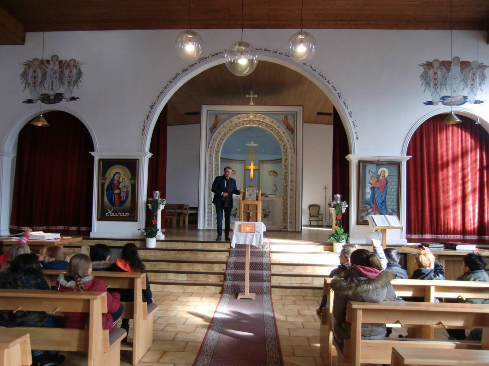 Aramäische Kirche (2)