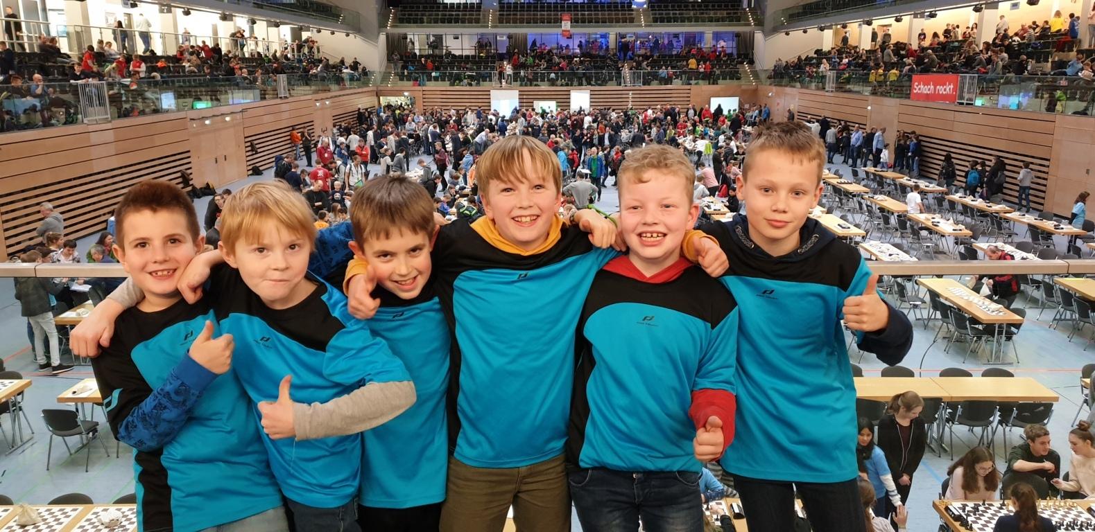 Landesfinale Schach 08.03 (3)