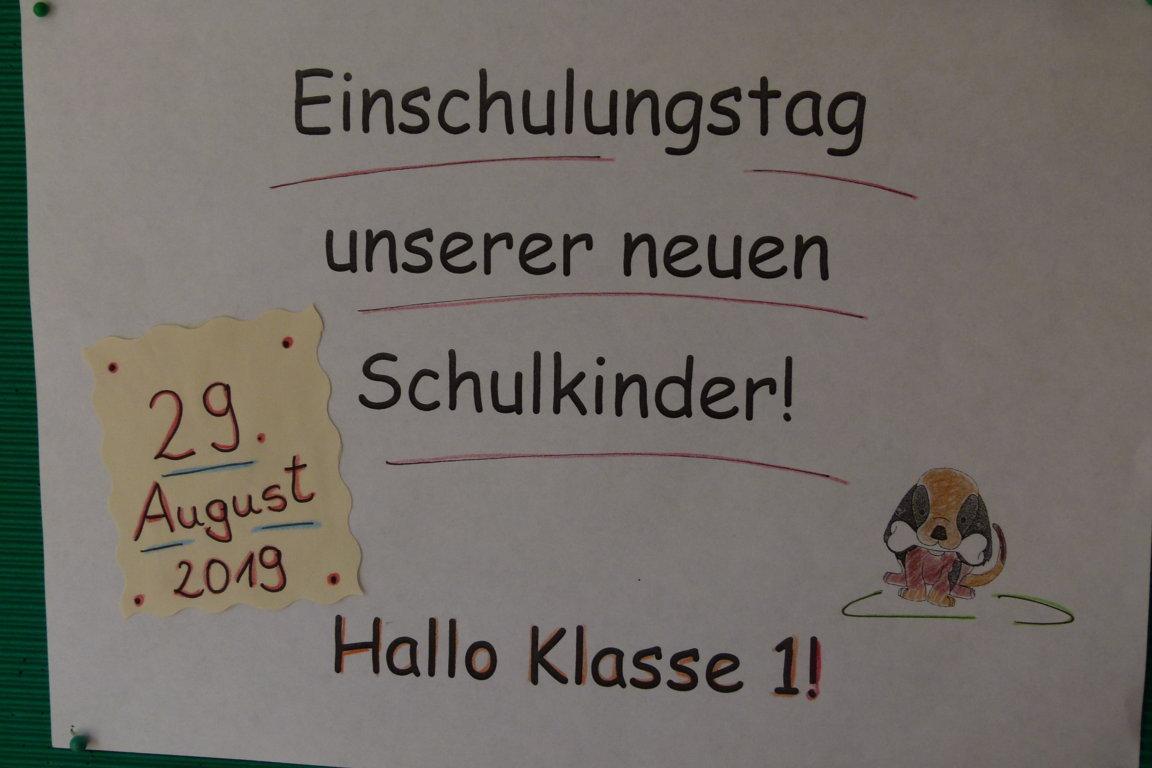 Einschulung 29.08.2019 Postdammschule (13)