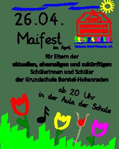 Einladung Maifest 2013