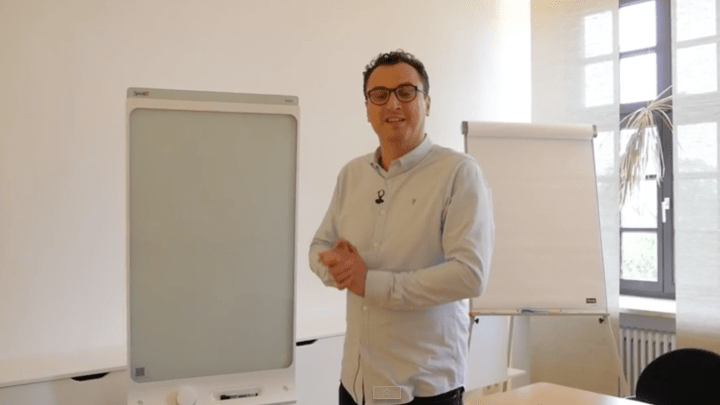 SMART kapp – Das intelligente Whiteboard [Video]