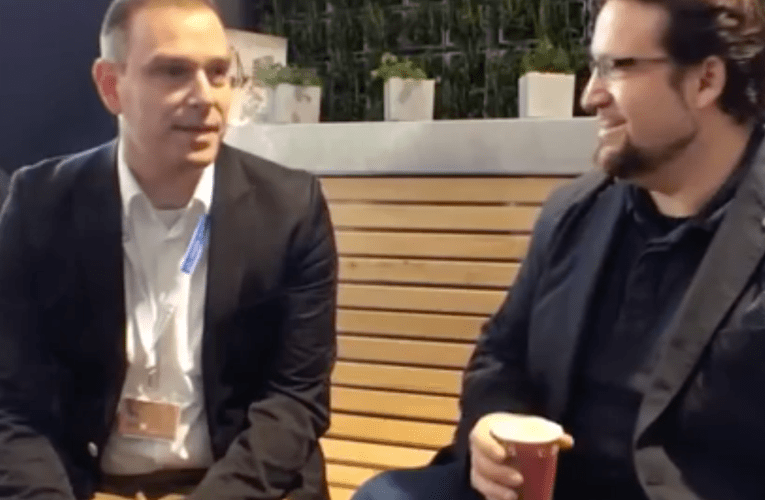 Facebook Live Interview CeBIT 2016