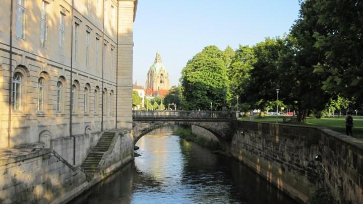 Hannover die digitale graue Maus – Langweilig am Arsch …
