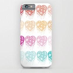 Heart Catcher Fade phone