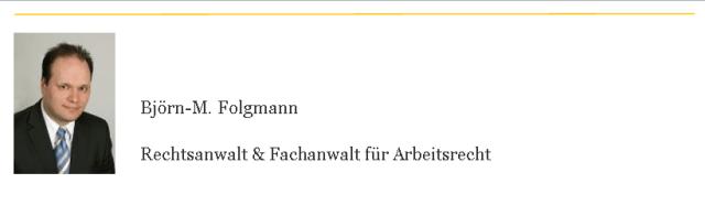 Signatur Artikel Björn-M. Folgmann