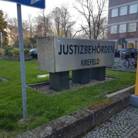 Justizbehörden Krefeld - Arbeitsgericht Krefeld