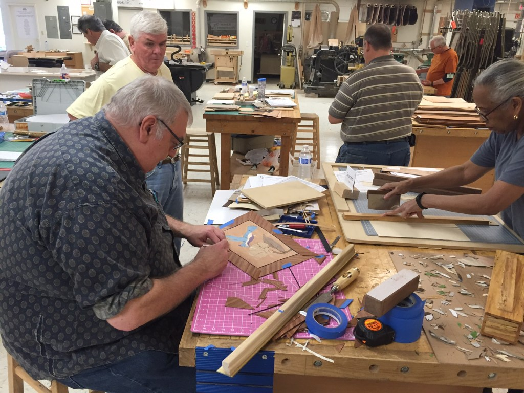 Kansas City Woodworkers Guild Class Schurch Woodwork