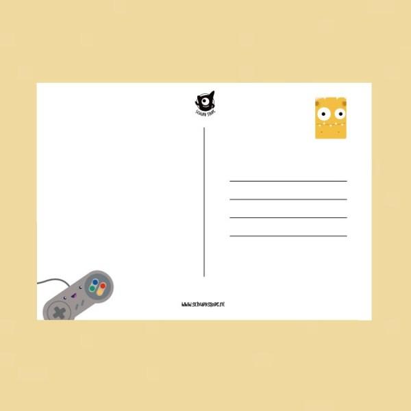 Nintendo kaart