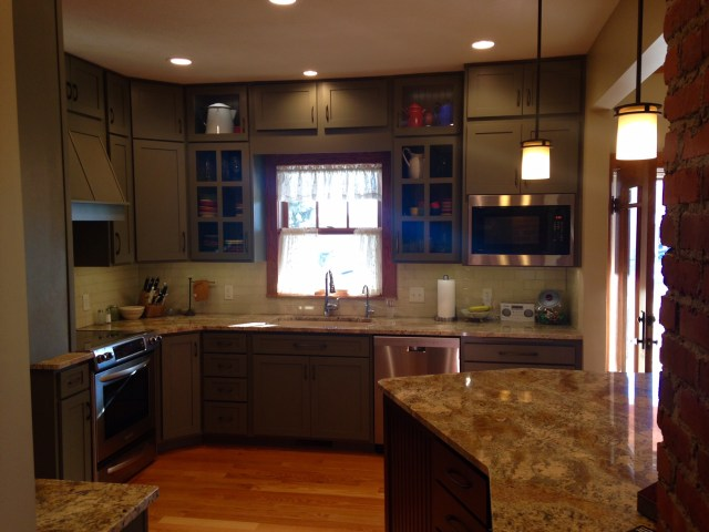 Kitchen Remodel Firth NE