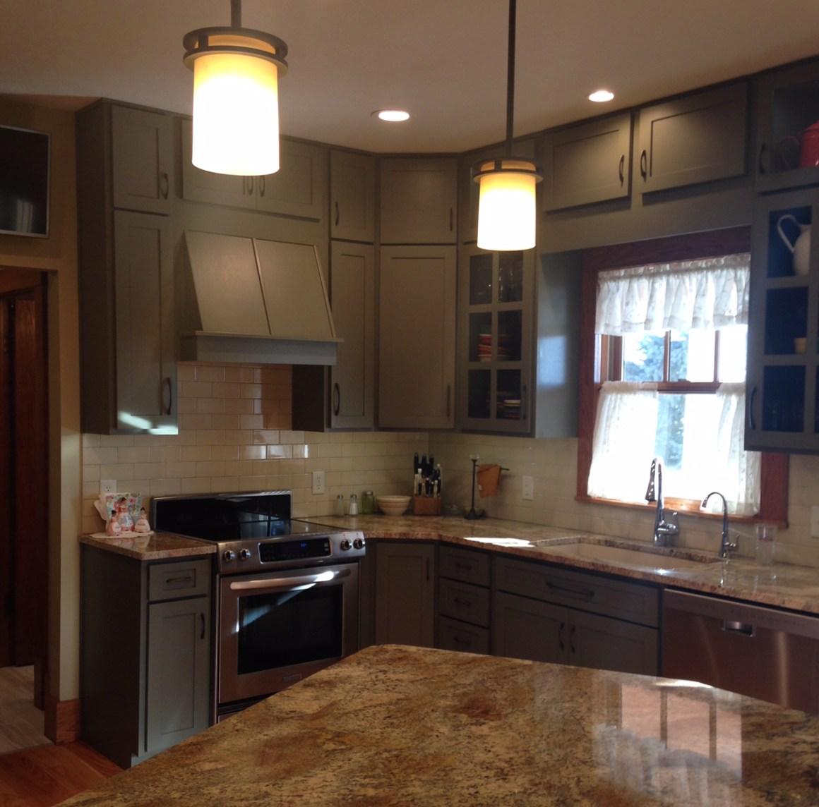 schlake kitchen remodel, firth, ne | schuster design studio, inc