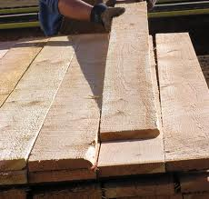 How To Stain Rough Cut Lumber Schutte Lumber