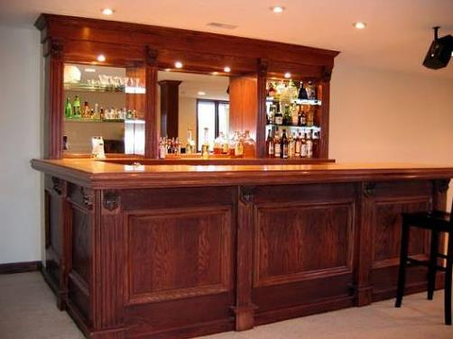 Building Your Home Bar
