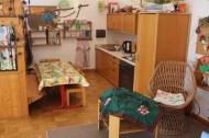 Küche Grashüpfergruppe