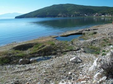 Ponory Prespanského jazera
