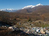 Hneď za hranicou Kosovo-Albánsko Qafe Morine nás vítajú Albánske Alpy