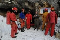 Vchod do Jaskyne velika klisura