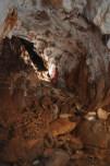 Hlavný dóm vo Vtáčej jaskyni