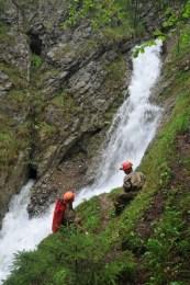 Znova vodopády z O-1 a O-2