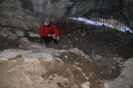 12 m Jaskyňa Danielka
