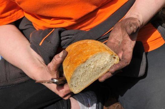Kopanie je chlieb náš každodenný