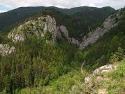 Vstup do Prosieckej doliny