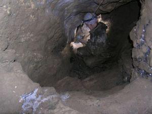 Zameriavanie Prievanu zdola 10.11.2006
