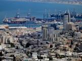 Haifa, a port city