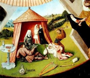 """Kunstbetrachtung im Museum """"Hieronymus Bosch - Teil II"""""""