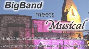 Big Band meets Musical