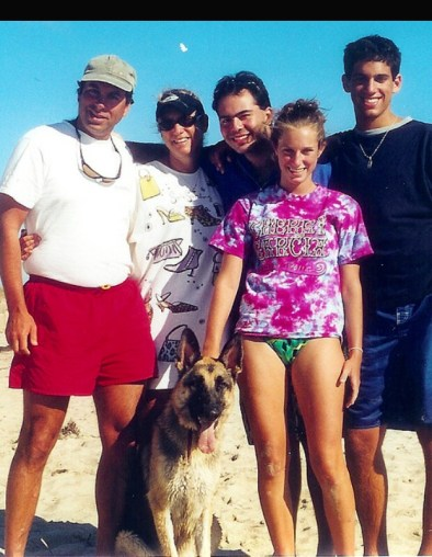 The Fam on Nantucket Summer 2001
