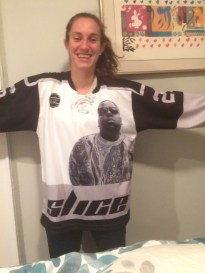 Biggie Hockey Jersey