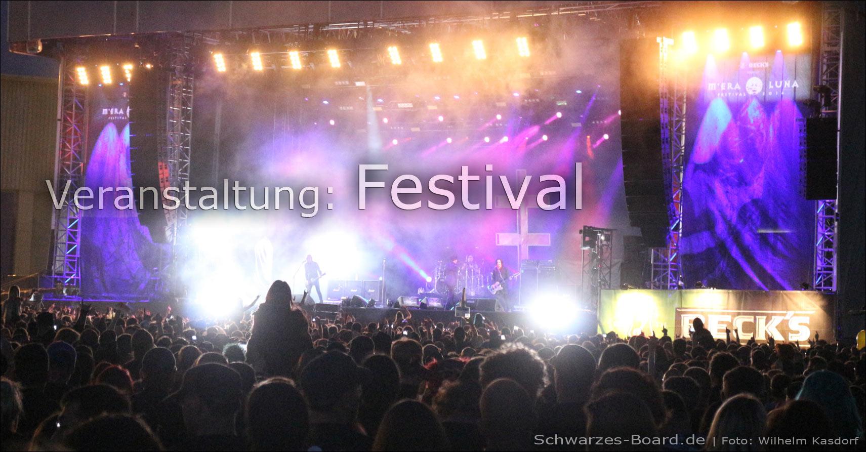 Meraluna-Festival Hauptbühne