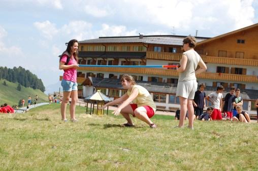 Jugendgruppen am Jochgrimm