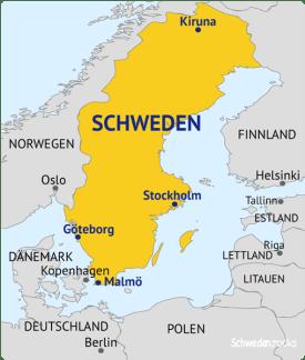Bildergebnis für schweden