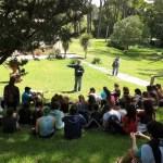 Campamento de 3er año - 2015. Nivel Secundario - Institución Educativa Dr. Alberto Schweitzer.