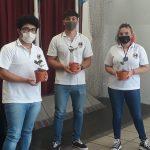 Acto de colación de alumnos de Nivel Secundario – Sede Bolívar
