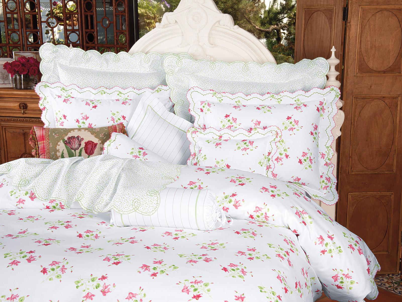 Exotica Luxury Bedding Italian Bed Linens Schweitzer Linen