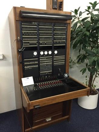 Alte Telefon Zentrale